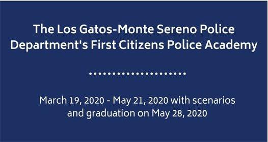 LGMSPD Citizens Academy