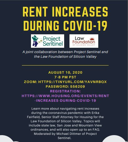 Rent Increases During COVID-19