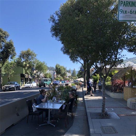 Parklets