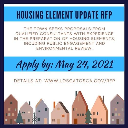 Housing Element Update RFP