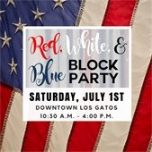 Red, White, and Blue Block Party