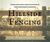 Hillside Fencing