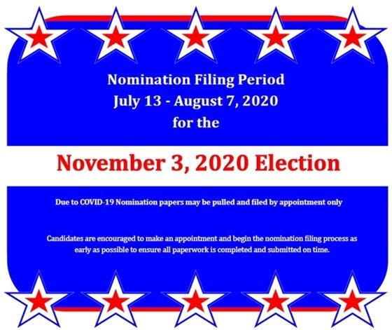 Nomination Filing Period
