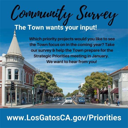 Community Survey - Strategic Priorities