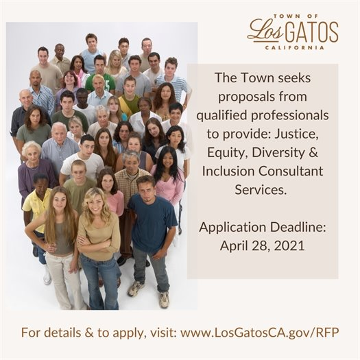 Justice, Equity, Diversity, and Inclusion Consultant Services RFP