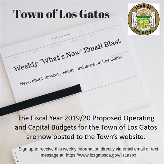 Proposed Operating & Capital Budgets