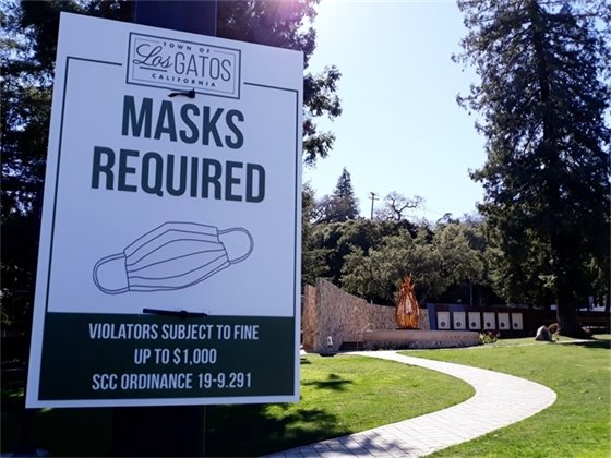 Masks Required Signs