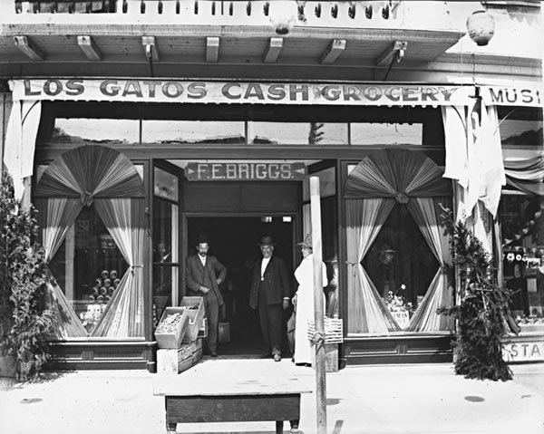 1906 Briggs Grocery