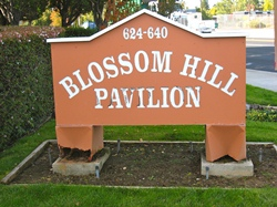 Blossom Hill Pavillion Sign.JPG
