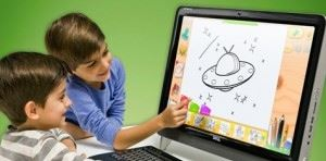 kids touch screen computers