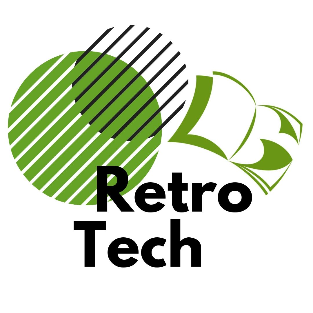 Retro Tech logo
