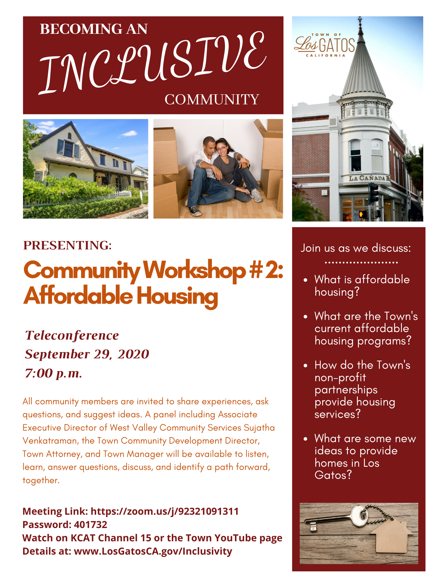 Community Workshop 2