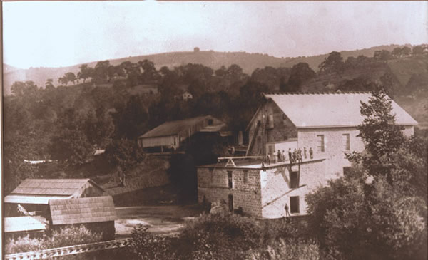 Forbes Mill